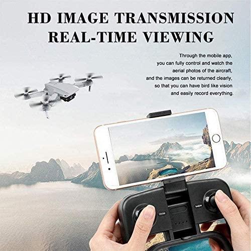YQM Le Dernier Drone 4K 720P HD Rc Camera Mini Quatre Rotors Pliable WiFi FPV Selfie Flow Optique Rc Quad Axis Helicopter No Pocket 720P sans Pocket 720P