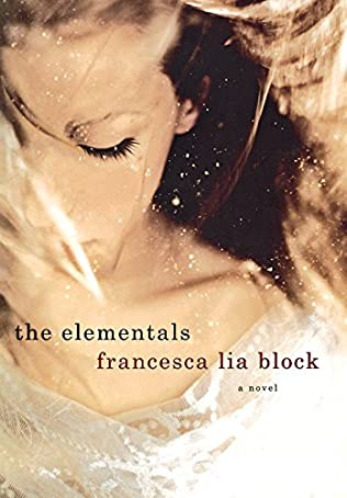 book cover of The Elementals