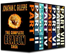 The Complete Beacon Saga by [Gillespie,Jonathan C.]