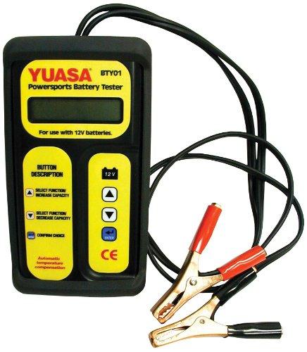 Yuasa YUA00BTY01 Battery Tester