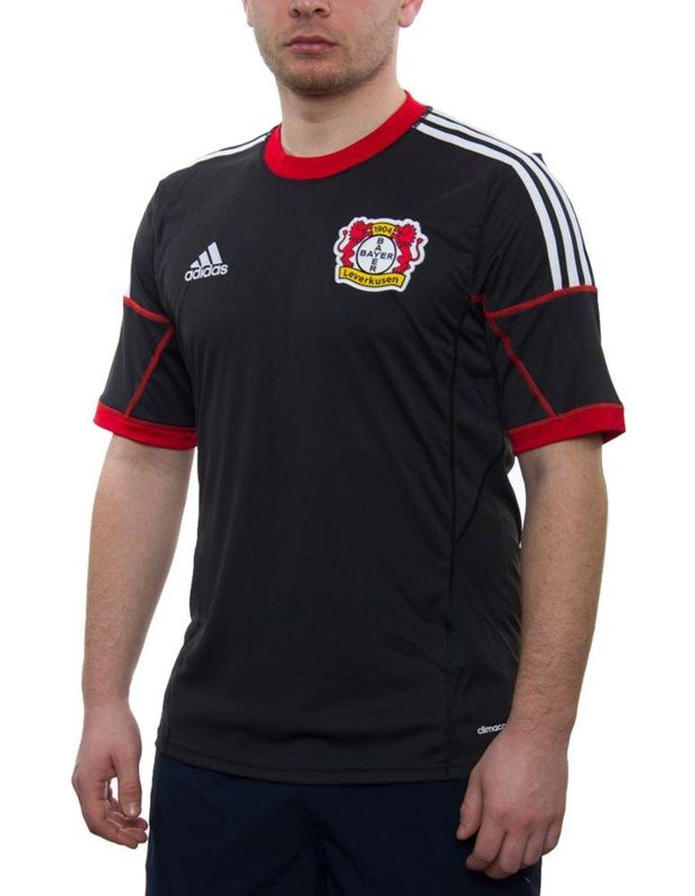 2014-2015 Bayer Leverkusen Adidas Away Football Shirt