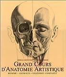 le grand cours d anatomie artistique