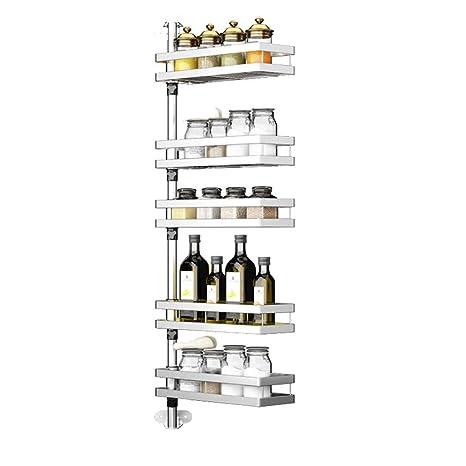 Amazon.com: SHELFDQ - Perchero de cocina para colgar en la ...