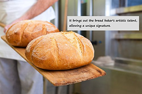 Aeaker Premium Hand Crafted Bread Lame with 5 Blades Included - Best Dough Scoring Tool with Safe Storage Box - Perfect Baking Gift by aeaker (Image #6)