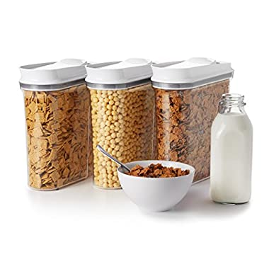 OXO Good Grips 3 Piece Cereal Dispenser Set