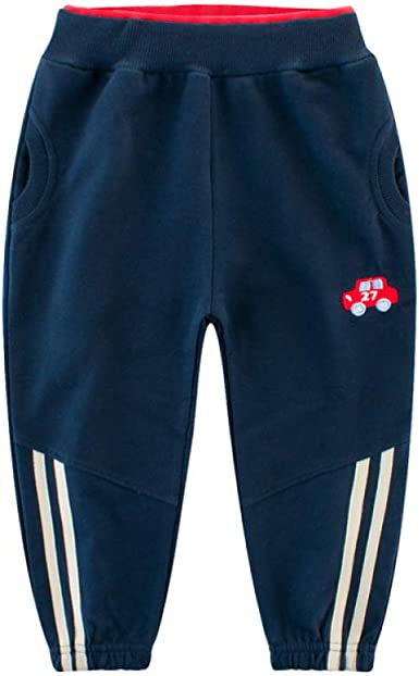 HOSD Pantalones de chándal para niños 2019 Primavera Ropa para niños Pantalones para niños Pantalones de algodón para niños: Amazon.es: Ropa y accesorios