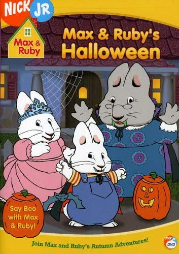 Max & Ruby's Halloween for $<!--$4.63-->