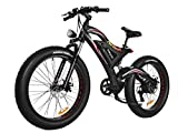 Addmotor MOTAN Electric Mountain Bike Snow Beach Bikes Fat Tire