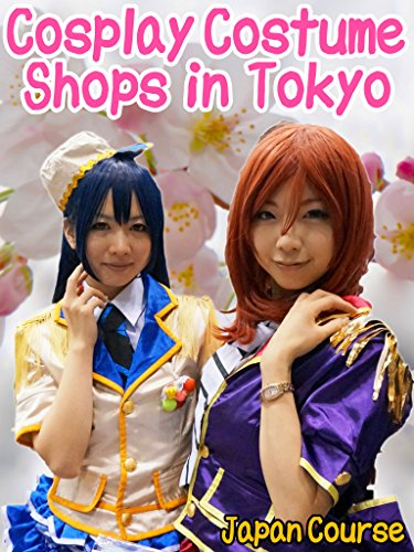 Amazon Com Cosplay Costume Shops In Tokyo Where To Buy Costumes
