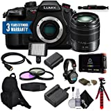 Panasonic Lumix DC-GH5S Mirrorless Digital Camera With Lumix G Vario 14-140mm Pro Combo