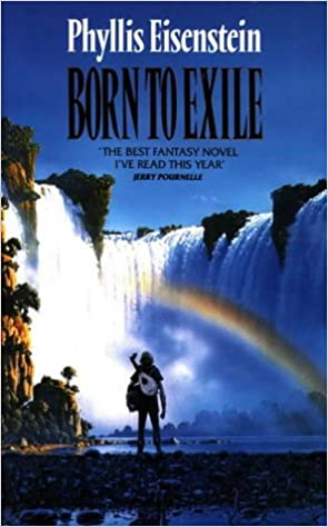 Born to Exile (The first book in the Tales of Alaric the Minstrel series)