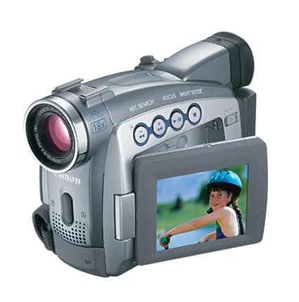 amazon com canon zr80 minidv camcorder w 18x optical zoom rh amazon com Canon ZR960 Canon Camcorder CCD