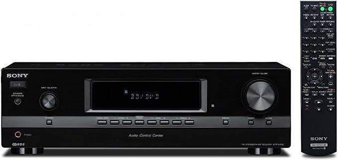 1. Sony STRDH130 2 Channel Stereo Receiver (Black)