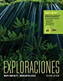 Exploraciones (with iLrnTM Heinle Learning Center, 4 terms (24 months) Printed Access Card) (World Languages)