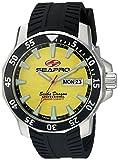 Seapro Men's SP8313 Analog Display Quartz Black Watch