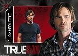 True Blood Premiere Edition = 3-D Shadowbox Card Sam Merlotte