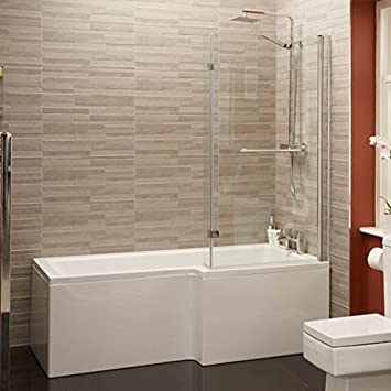 Shower Screens For P Shaped Baths