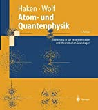 img - for Atom- und Quantenphysik: Einf????hrung in die experimentellen und theoretischen Grundlagen (Springer-Lehrbuch) (German Edition) by Hermann Haken (2012-12-16) book / textbook / text book