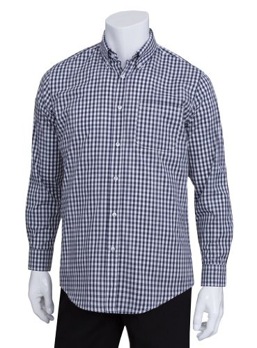 Chef Works Mens Gingham Dress