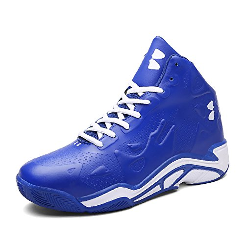 Running Women's Basketball Town Shoes No Walking Couple Men's 66 Shoes Sneaker Blue Yqw1I
