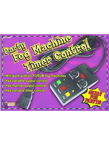 Fog Machines - Forum Novelties - Fog Machine Timer Control, Includes Controller with cord
