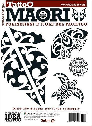 Book Of Polynesian Maori Tattoos Italy Tattoo Book For Various