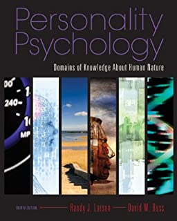 Amazon personality psychology domains of knowledge about human personality psychology domains of knowledge about human nature 4th edition fandeluxe Gallery