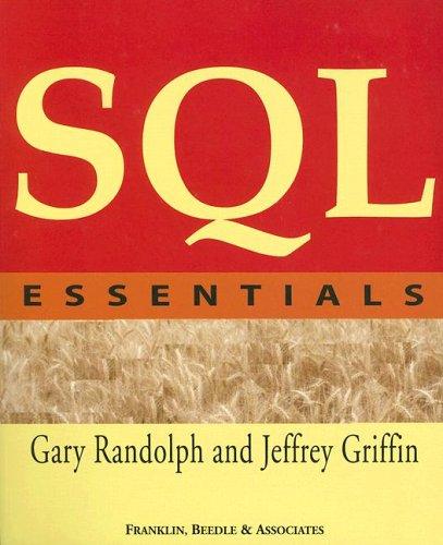 SQL Essentials with CDROM