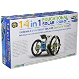 CIC Kits CIC21-615 14-in-1 Solar Robot