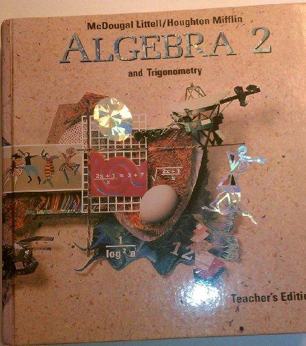 Te Algebra 2 And Trigonometery