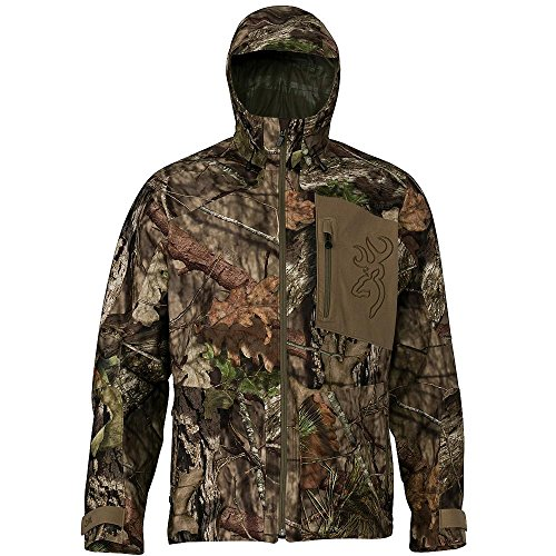 Browning 3045952803 Hell's Canyon Hammer Jacket, Mossy Oak Break-Up Country, Large