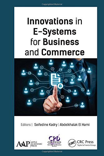 Innovations in E-Systems for Business and Commerce-cover