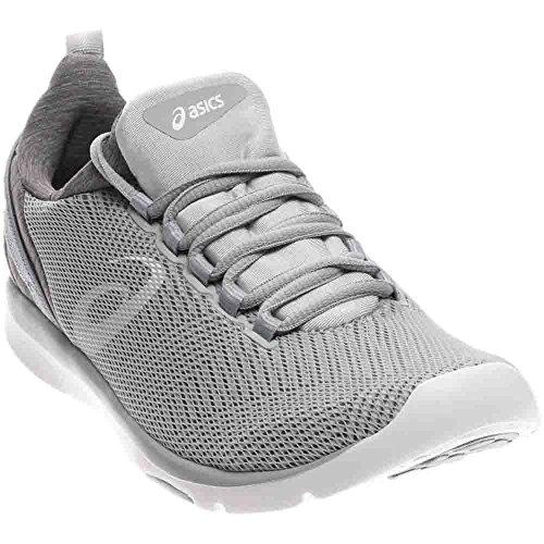 Asics Women's Gel-Fit Sana 3 Cross-Trainer Shoe, Mid Grey...
