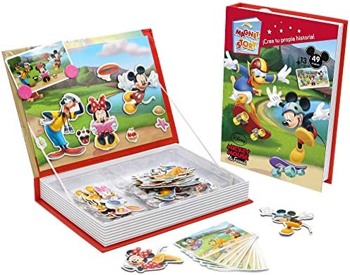 Falomir Magnet Story Disney Classic, Juego de Mesa, Infantil ...