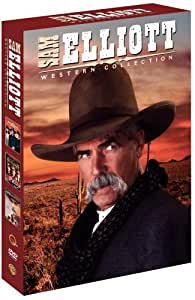 Sam Elliott Western Collection (Rough Riders / You Know My Name / The Desperate Trail)