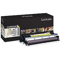 LEXC540X34G - Lexmark Yellow Developer Unit For C54X Printer