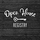 Open House Registry: Real Estate Agent Visitor Guest Book And Log - Open House Registration Sign In Sheet For Realtors Brokers And Agents Dark Wood ... Registry Vintage Dark Wood Guest Book Series)
