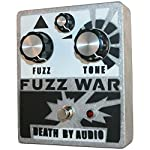 Death by Audio Fuzz War Pedal w/ Power Supply by Death by Audio