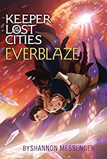 Book Cover: Everblaze (Keeper of the Lost Cities Book 3)