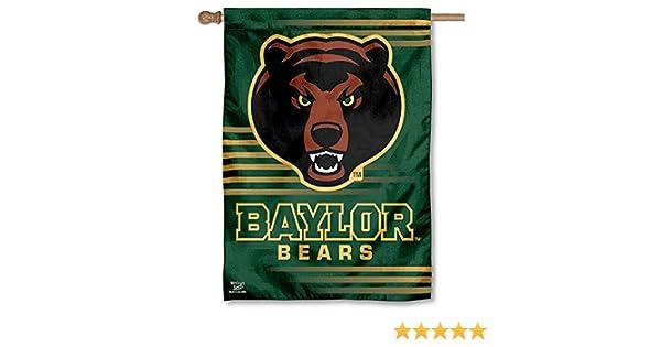 Black 27 x 37 WinCraft NCAA University of Alabama 86551612 Vertical Flag
