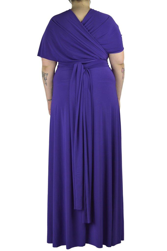 Clothing, Shoes & Jewelry ⇒ Von Vonni Transformer/Infinity Dress ...