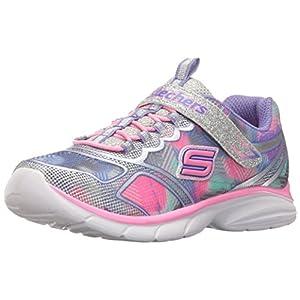Skechers Kids Girls Spirit Sprintz Sneaker