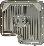 c6 transmission pan - Ford C6 Steel Transmission Pan - Chrome