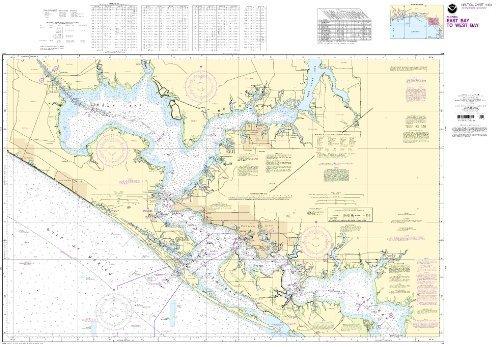11390 -- Atlantic intracoastal Waterway – East Bay To West Bay by oceangrafix