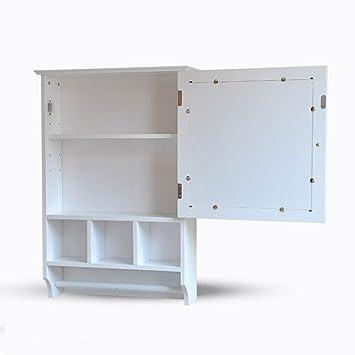 Badezimmer Wandschrank Wandschrank Spiegel Schrank Spiegel Box