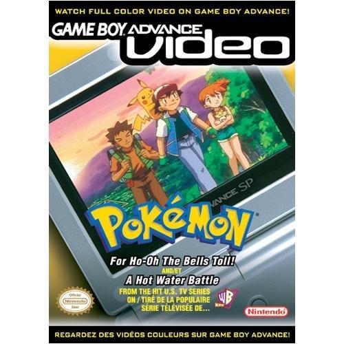 Pokemon Water Battle Game Boy Advance