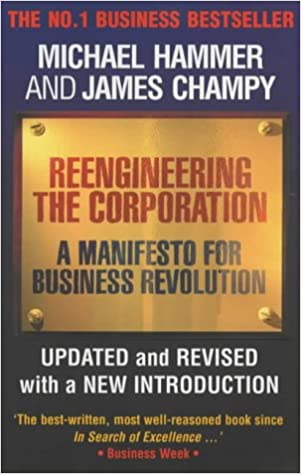 Reengineering The Corporation A Manifesto For Business Revolution Pdf