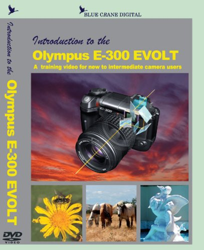 Introduction to the Olympus E-300 EVOLT