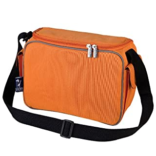 Wildkin Bengal Orange Lunch Cooler (B0084G1GE6) | Amazon price tracker / tracking, Amazon price history charts, Amazon price watches, Amazon price drop alerts