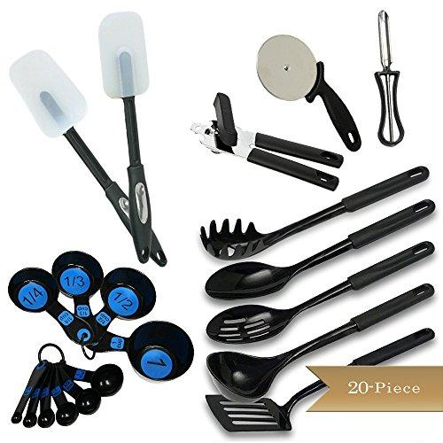 20 Piece - TrueCraftware Classic Kitchen Tool and Gadget Set